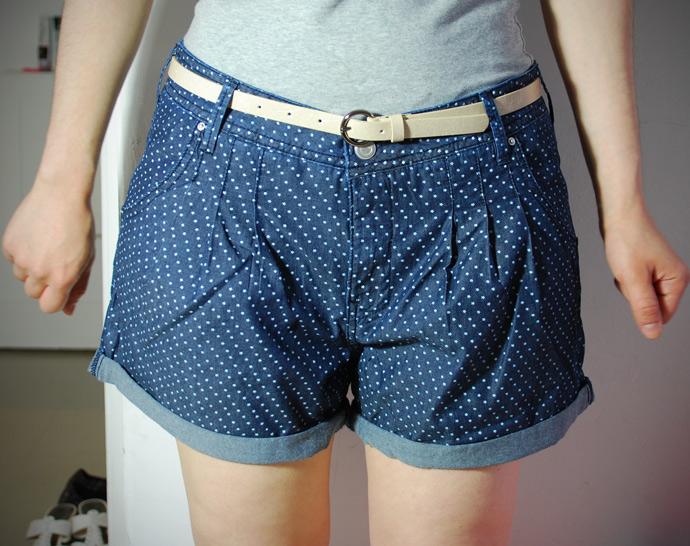 Mango-shorts