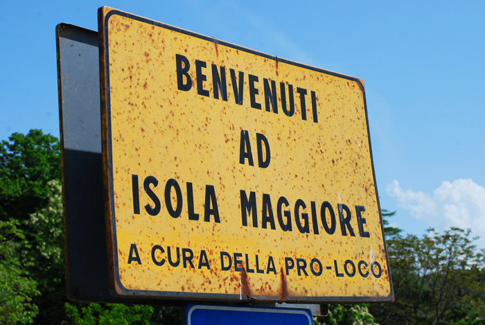 benvenuti