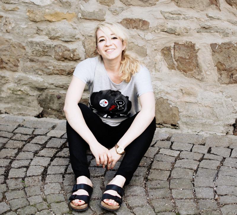 outfit: Rad Ausflug – nachgesternistvormorgen