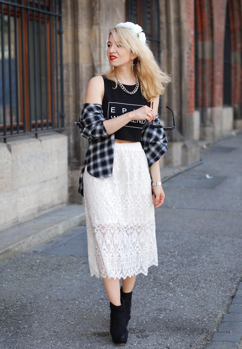 lace-midi-rock-spitze-karo-grunge-rebell-fashionblog-1