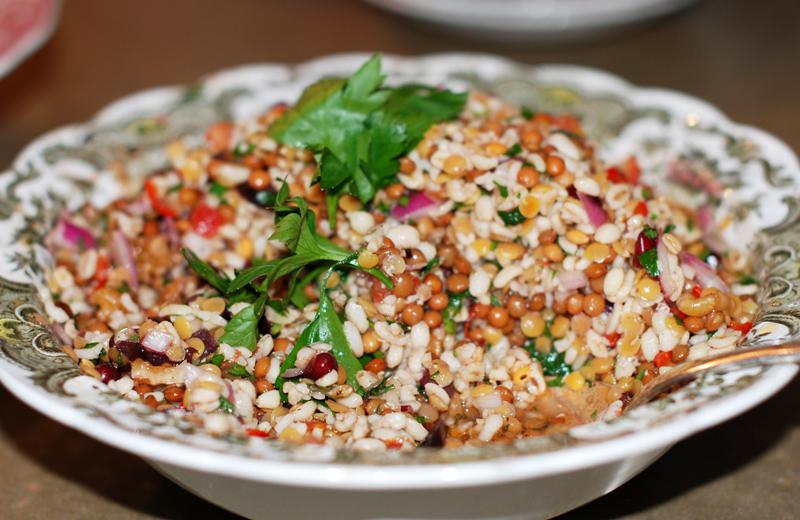 linsen-salat-minze-food-rezept-vegetarisch-veggie