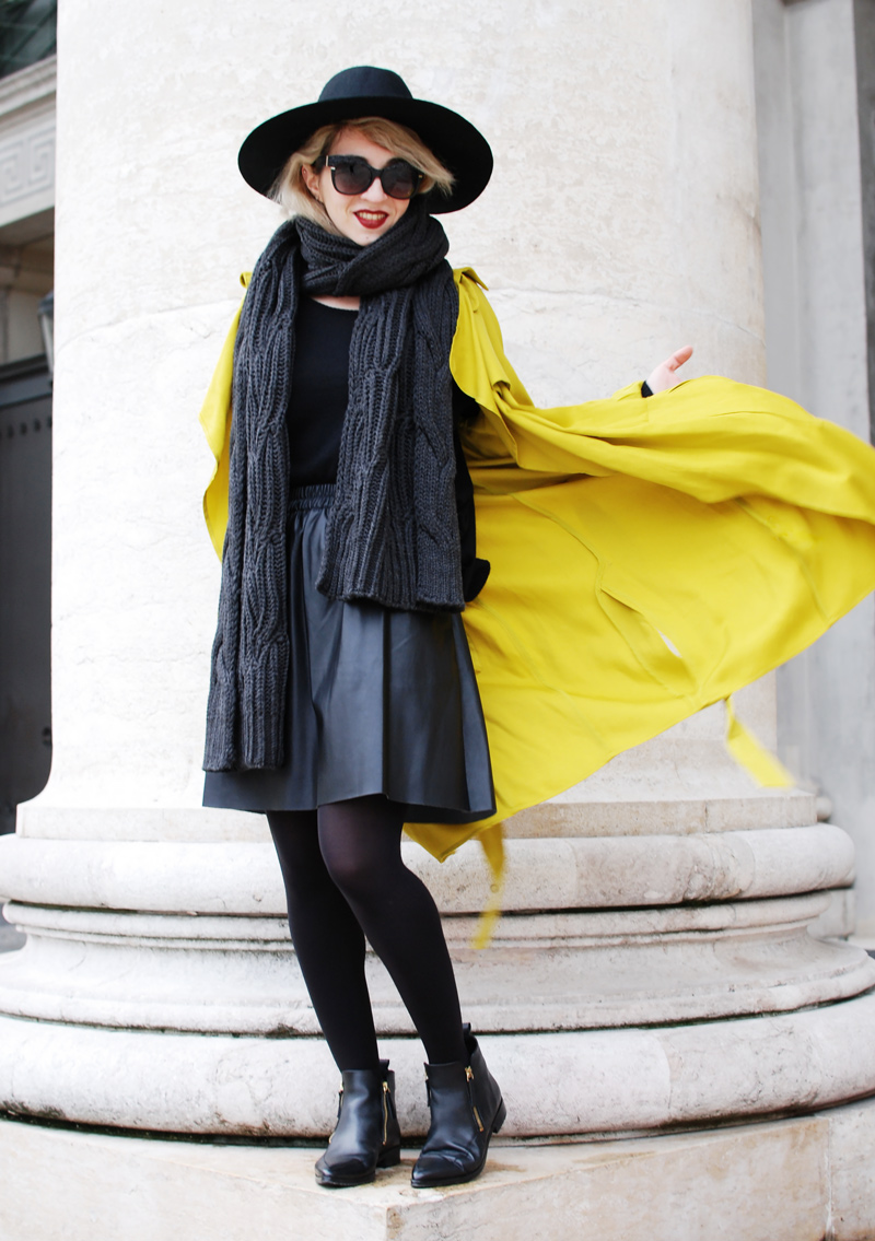 yellow-trench-zara-coat-leather-skirt-fashioblogger-munich-muenchen-nachgesternistvormorgen-outfit-2