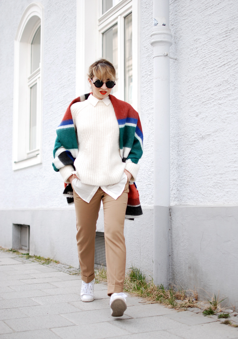 color-blocking-oversized-scarf-poncho-fashionblogger-muenchen-outfit-spring-2