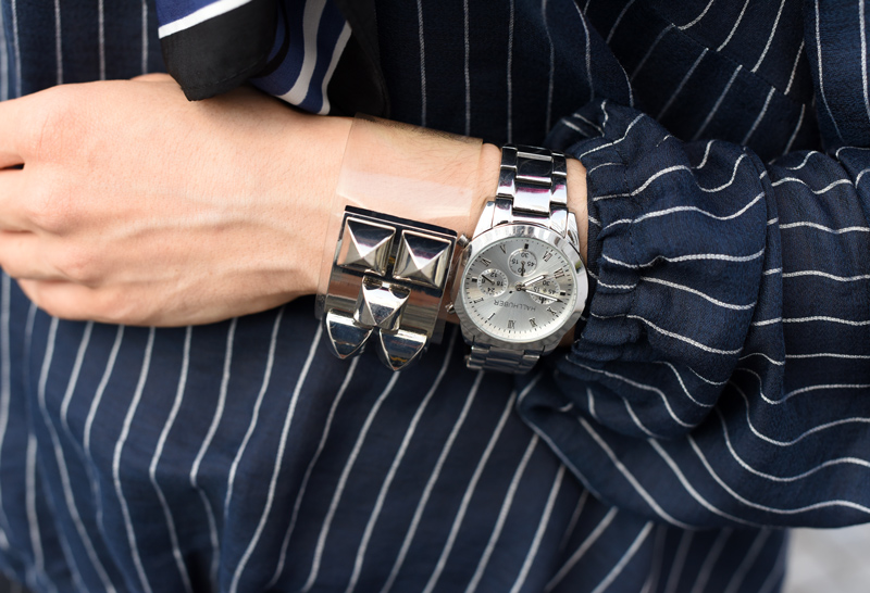 details-pinstripes-watch-accessory-silver-silber-uhr-armband-armcandy-blogger