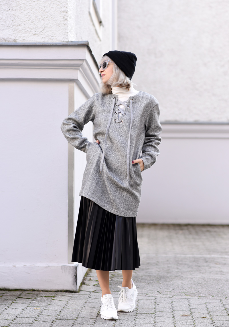 front-row-shop-blogger-fall-winter-grey-nachgesternistvormorgen-muenchen-skirt-lace-up-dress-trend-fashionblogger-6