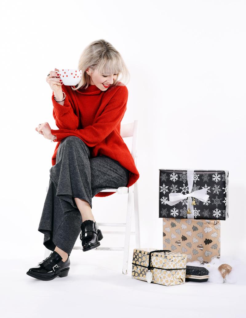 christmas outfit 2 cozy nachgesternistvormorgen. Black Bedroom Furniture Sets. Home Design Ideas