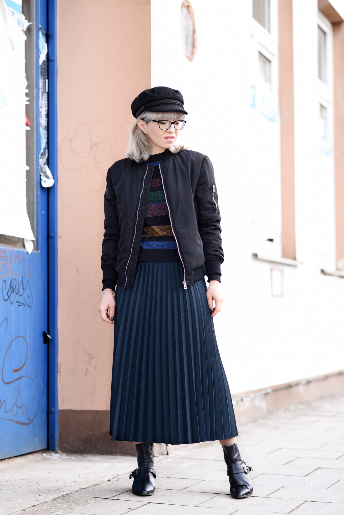 gucci-lookalike-blogger-nachgesternistvormorgen-plissee-rock-skirt-outfit-streetstyle-inspiration-muenchen-modeblog-1