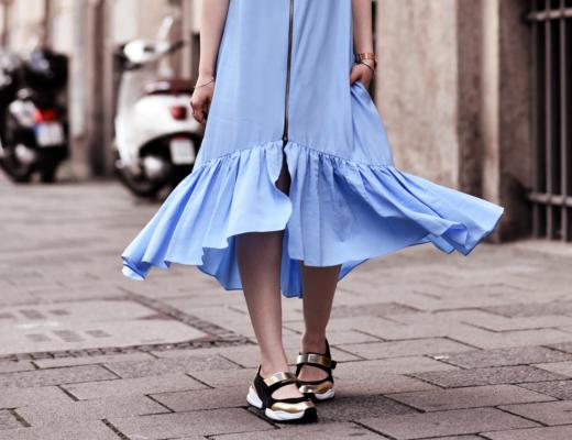 detail-nachgesternistvormorgen-fashionblogger-modeblogger-muenchen-munich-vetements-gold-kleid-rueschen-ruffles-streetstyle-outfit