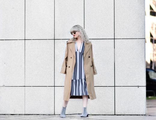 glitzer schuhe trenchcoat muenchen fashionblogger modeblogger nachgesternistvormorgen herbst outfit streetstyle boots zara