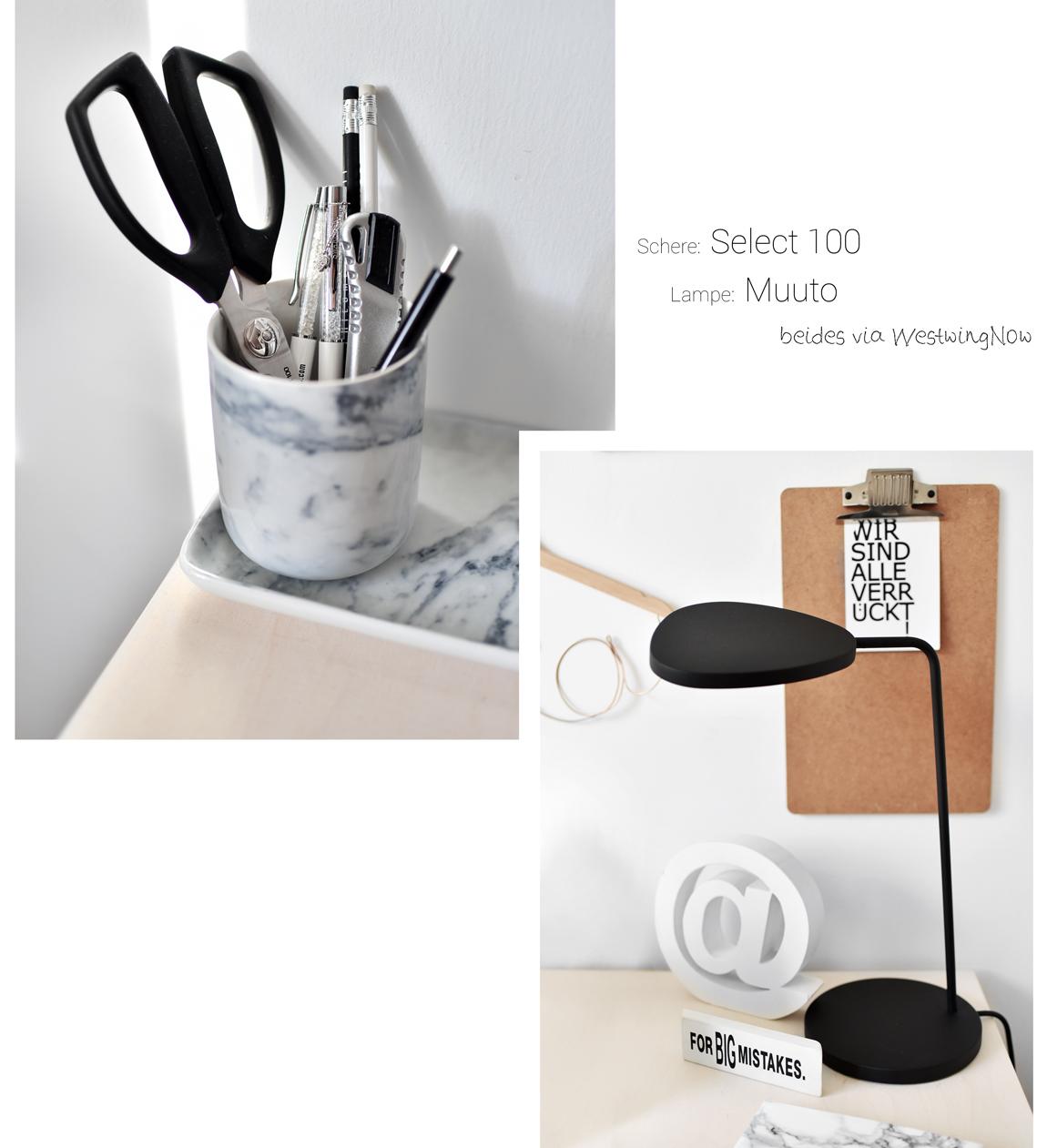desk, tisch, schreibtisch, buero, office, inspiration, inspo, blogger, muenchen, nachgestern, westwing, lampe, skandi