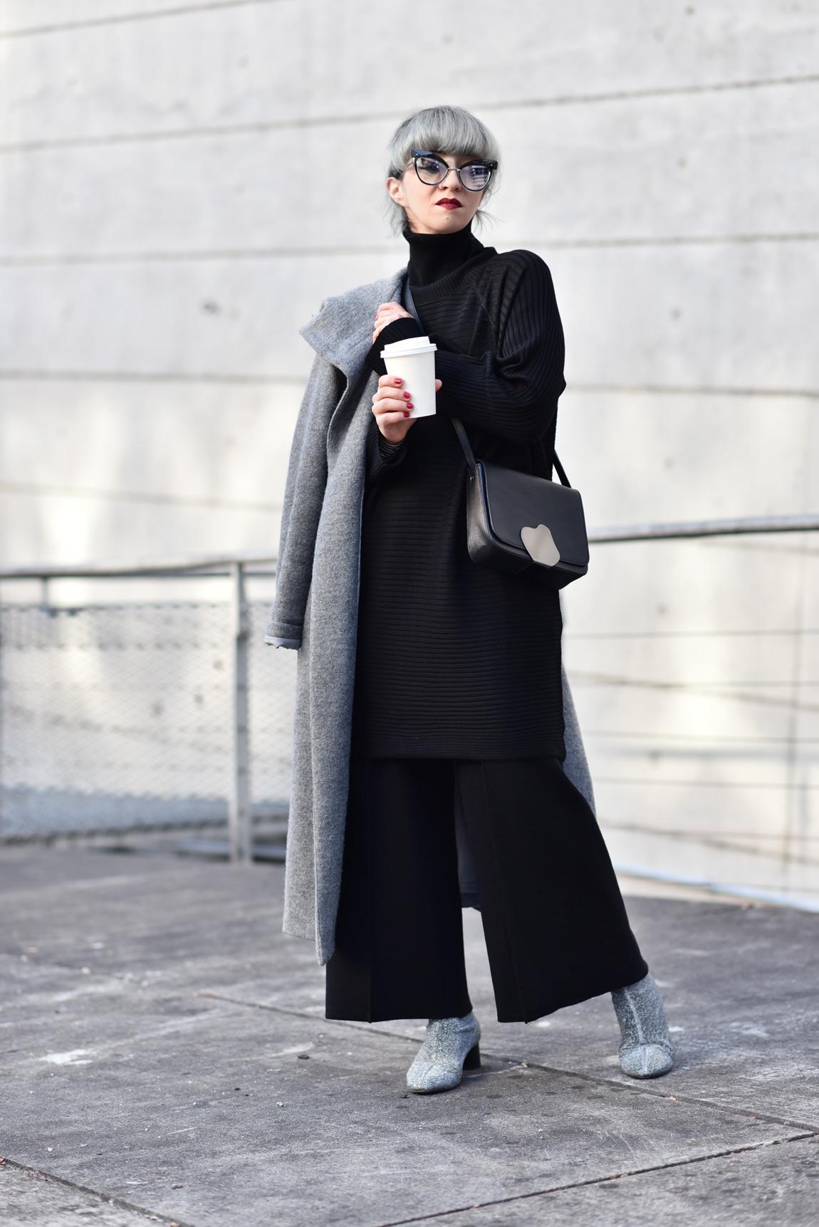 monochrom, oversized, ootd, outfit, inspiration, nachgesternistvormorgen, fashionblogger, modeblogger, muenchen, strick, winter, asos