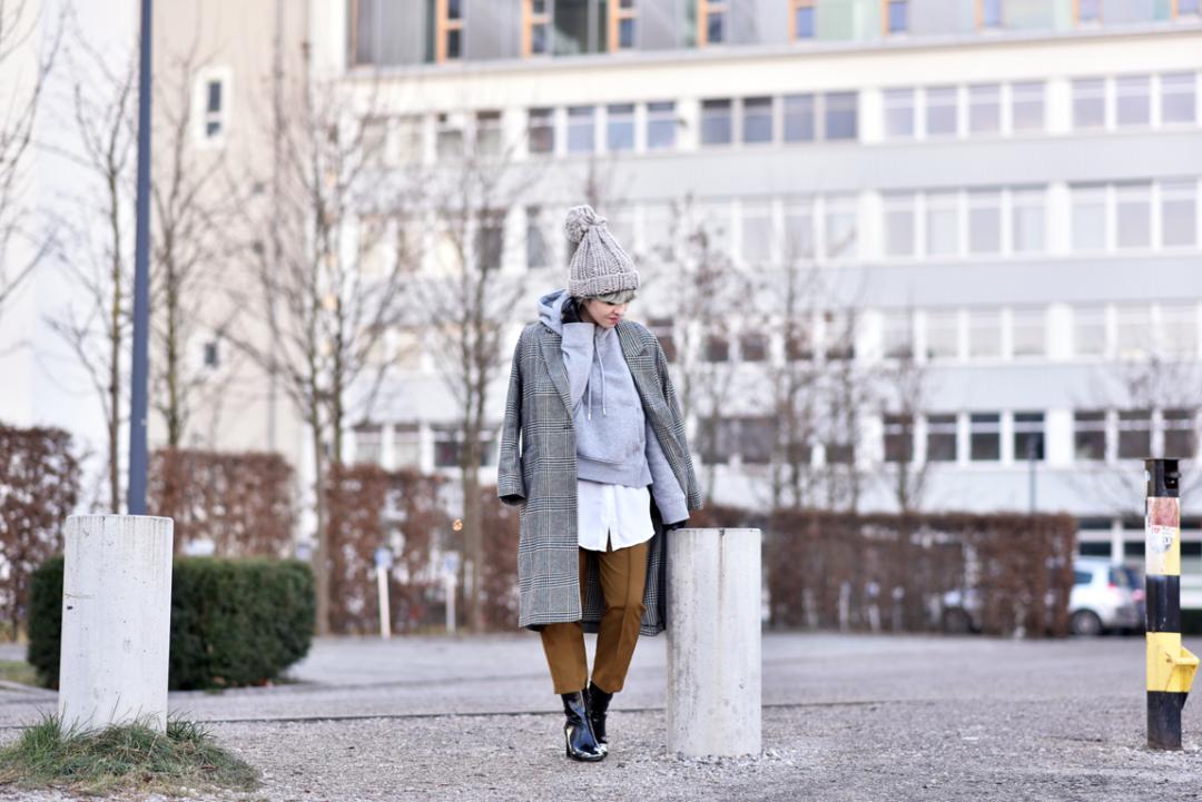 glencheck, karo, mantel, kariert, winter, outfit, fashionblogger, modeblogger, nachgesternistvormorgen, muenchen, coat