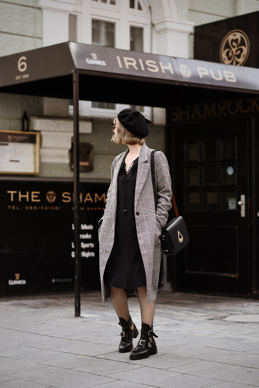 modeblog, modeblogger, münchen, fashionblog, fashionblogger, streetstyle, black, schwarz, herbst, fall, ootd, outfit