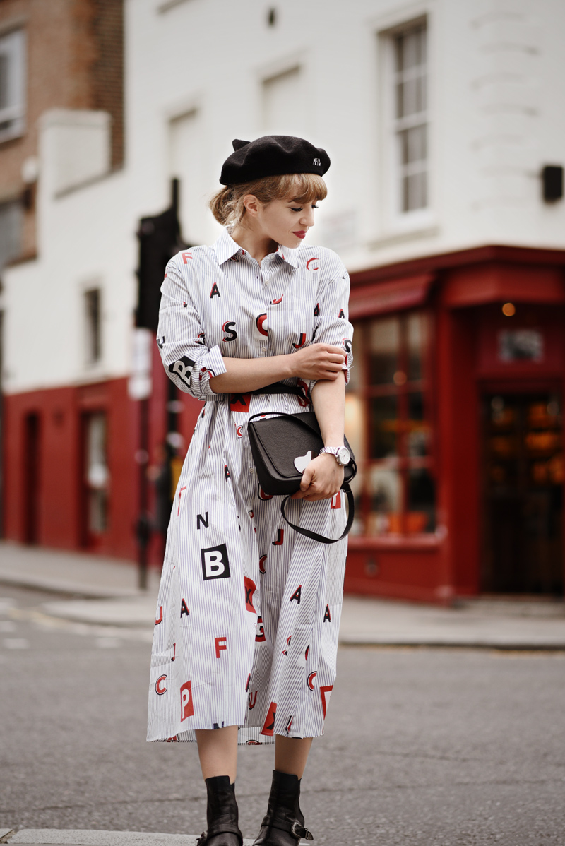 london, streetstyle, fashion, ootd, look, dress, mango, fashionblogger, modeblogger, styleblogger