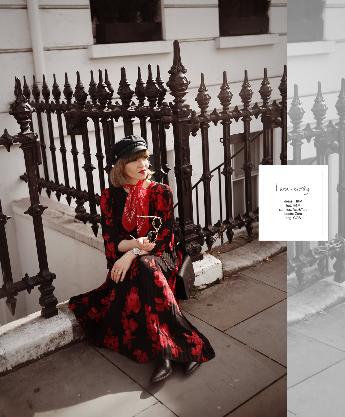 london, hm, kleid, dress, greatbritain, fashion, streetstyle, look, outift, fashionblog, modeblogger, muenchen