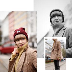 vintage, shopping, london, blazer, karo, hahnenrtitt, braun, herbst, fashionblogger, modeblog, muenchen, fall, streetstyle