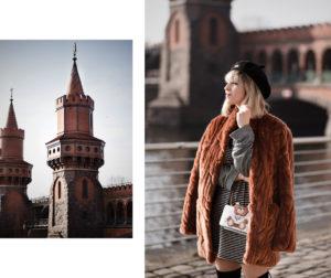 fashionblogger, modeblog, berlin, kunstpelz, mantel, jacke, winter, outfit, streetstyle, vero, moda, braun