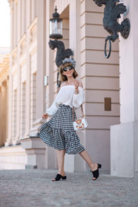 instagram, outfit, update, look, berlin, fashionblogger, modeblogger, sommer, styleblogger, kleidung, suess, retro, nostalgie, bluse, midi, rock