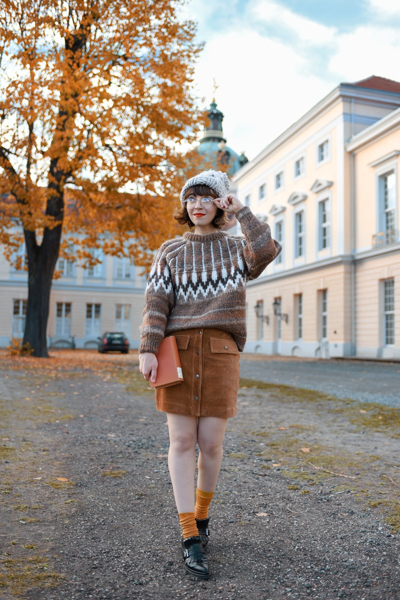 november, outfit, berlin, herbst, inspiration, nachgestern, blogger, fashionblog, modeblogger, look, streetstyle, warm, bequem, stylish, strick, mango, hm, pullover, cord
