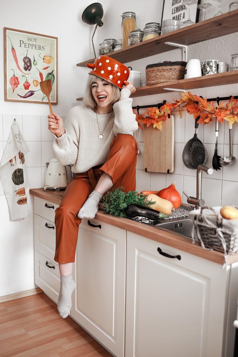 pilz, ragout, kürbis, kochen, herbstlich, vegetarisch, küche, rezept, recipe, vegan, veggie, gesund, lecker, essen, foodblogger, foodblog, berlin, kartoffelstampf