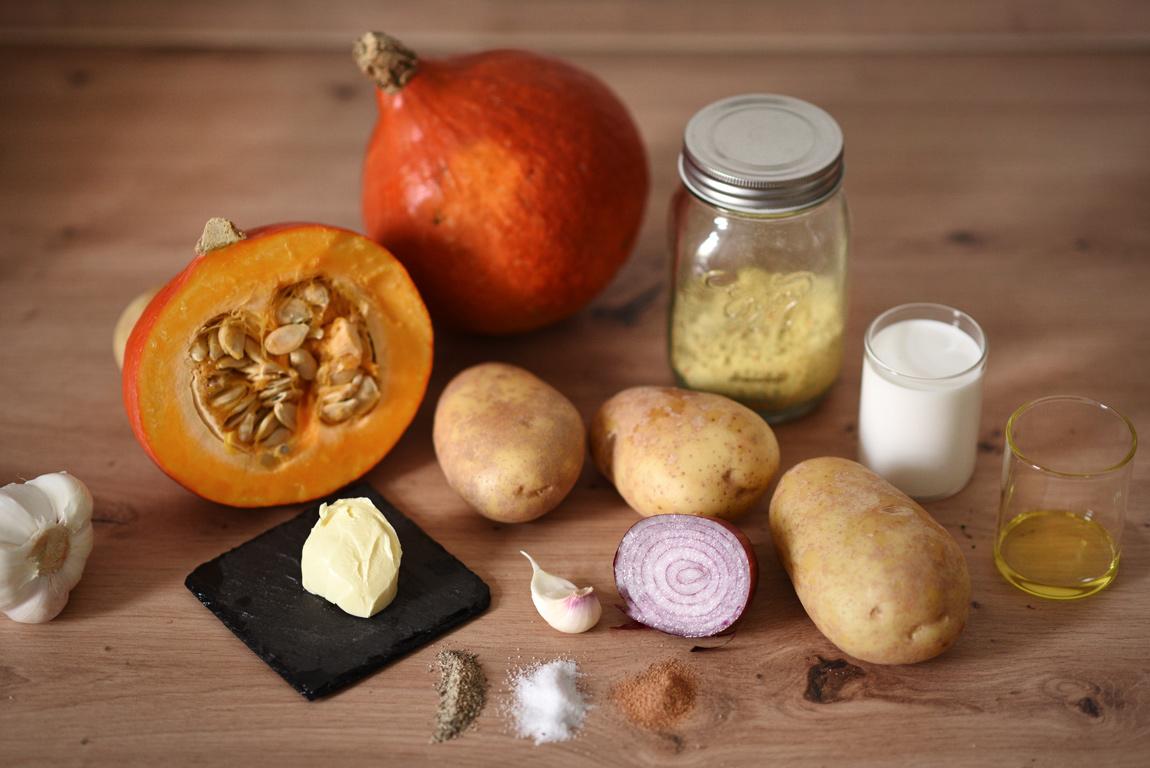 pilz, ragout, kürbis, kochen, herbstlich, vegetarisch, rezept, recipe, vegan, veggie, gesund, lecker, essen, foodblogger, foodblog, berlin, kartoffelstampf