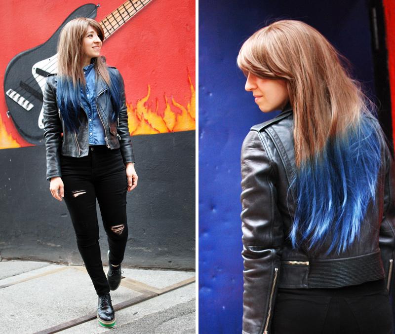 collage-wig-peruecke-fashion-blogger-munich-denim-ombre-hairdo