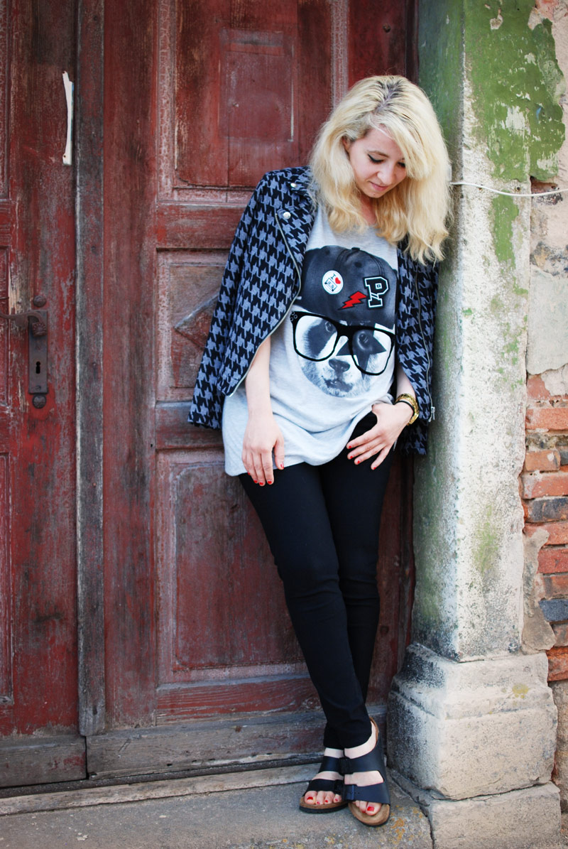 outfit-look-style-fashion-blogger-casual-urban-travel-holiday-print-hahnentritt-muster2