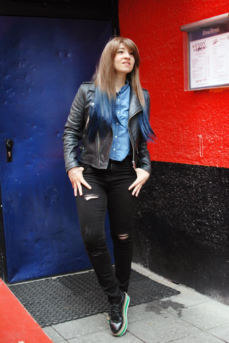wig-ombre-hair-fashion-blogger-blog-nachgestern-distressed-denim-leather-4