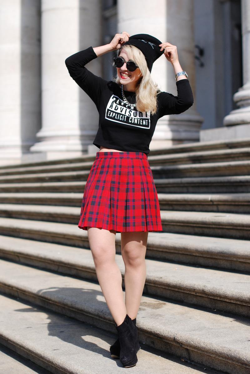 karo-tartan-kariert-rock-preppy-schulmaedchen-fashionblogger