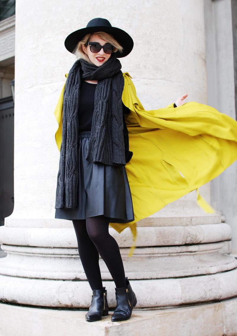 yellow-trench-zara-coat-leather-skirt-fashioblogger-munich-muenchen-nachgesternistvormorgen-outfit-2
