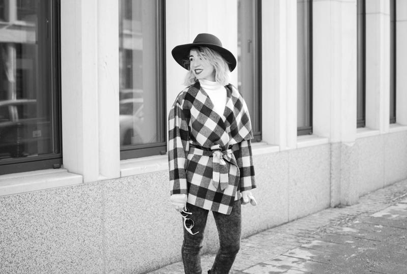 quer-checked-coat-zara-mantel-winter-blogger