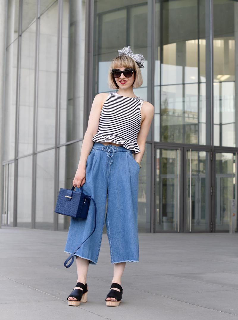 outfit-culotte-denim-trend-fashionweek-berlin-streetstyle-stripes-fashionblogger-modeblog-nachgesternistvormorgen-cos-plateau-sandalen-mbfwb-2