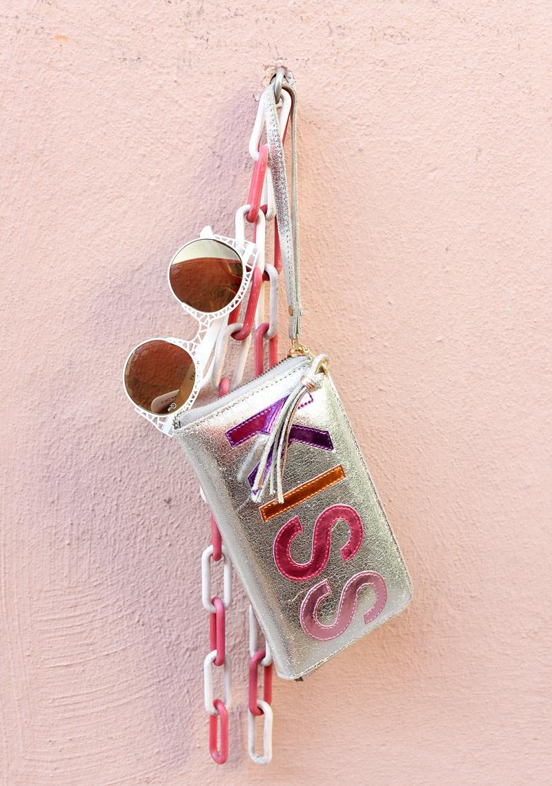 bag-clutch-silver-silber-party-fun-fashionblogger-sunglasses-sonnenbrille-eyewear-accessory-summer