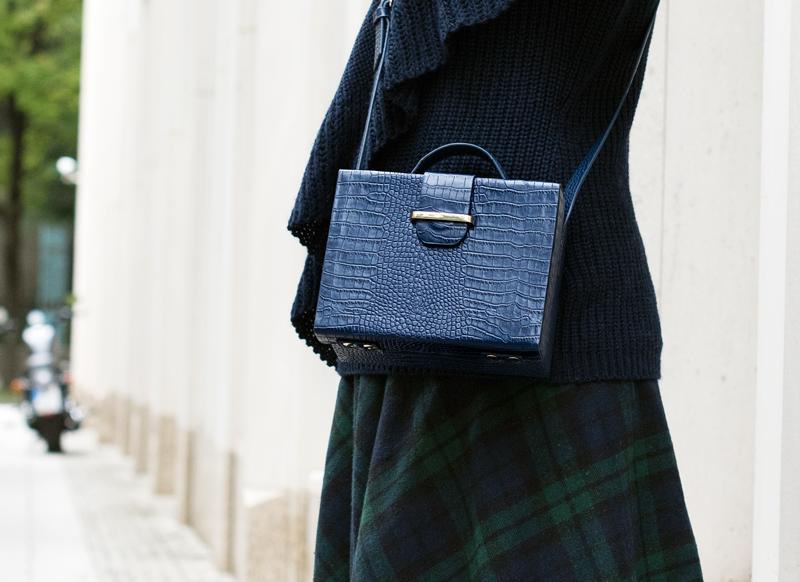tasche-bag-box-croco-kroko-zara-blogger-outfit-herbst