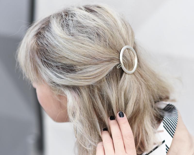 haare-hair-haarspange-silver