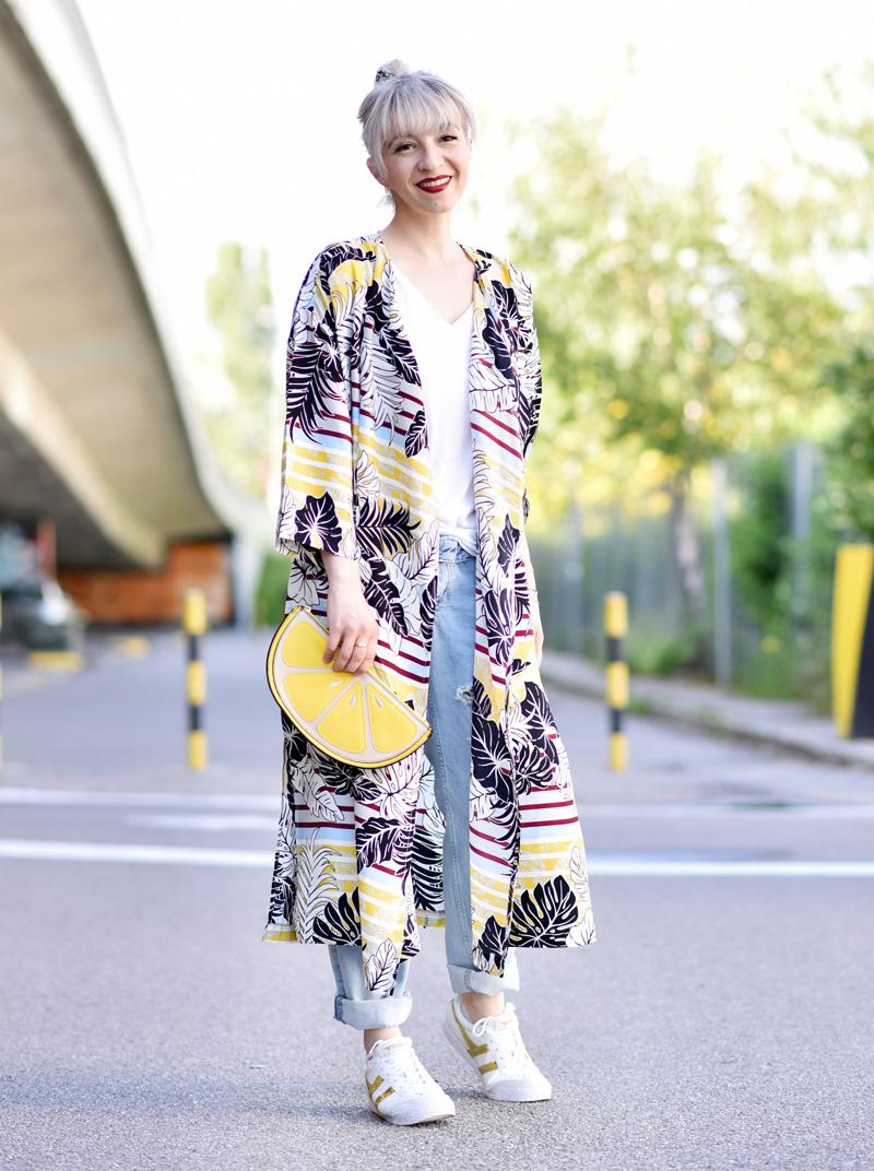 outfit sommer kimono nachgesternistvormorgen. Black Bedroom Furniture Sets. Home Design Ideas