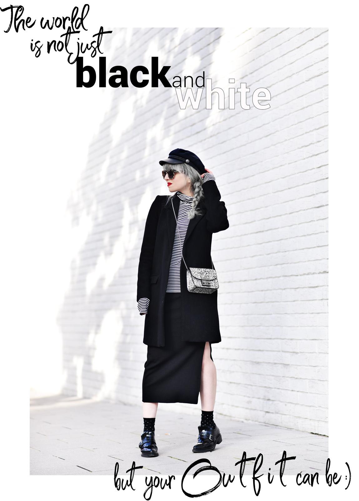 schwarz, weiss, minimalism, streifen, striped, blogger, ootd, streetstyle, fashionblogger, modeblogger, nachgesternistvormorgen, muenchen, munich