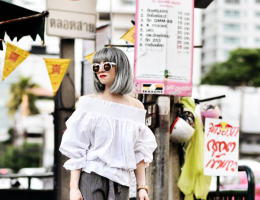 thailand, bangkok, city, metropole, bigcity, reise, travel, blogger, ootd, offshoulder, trend, mode, fashion