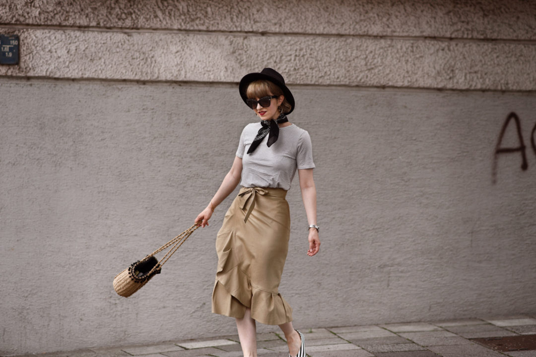 wickelrock, midirock, topshop, ootd, outfit, streetstyle, modeblogger, fashionblogger, muenchen