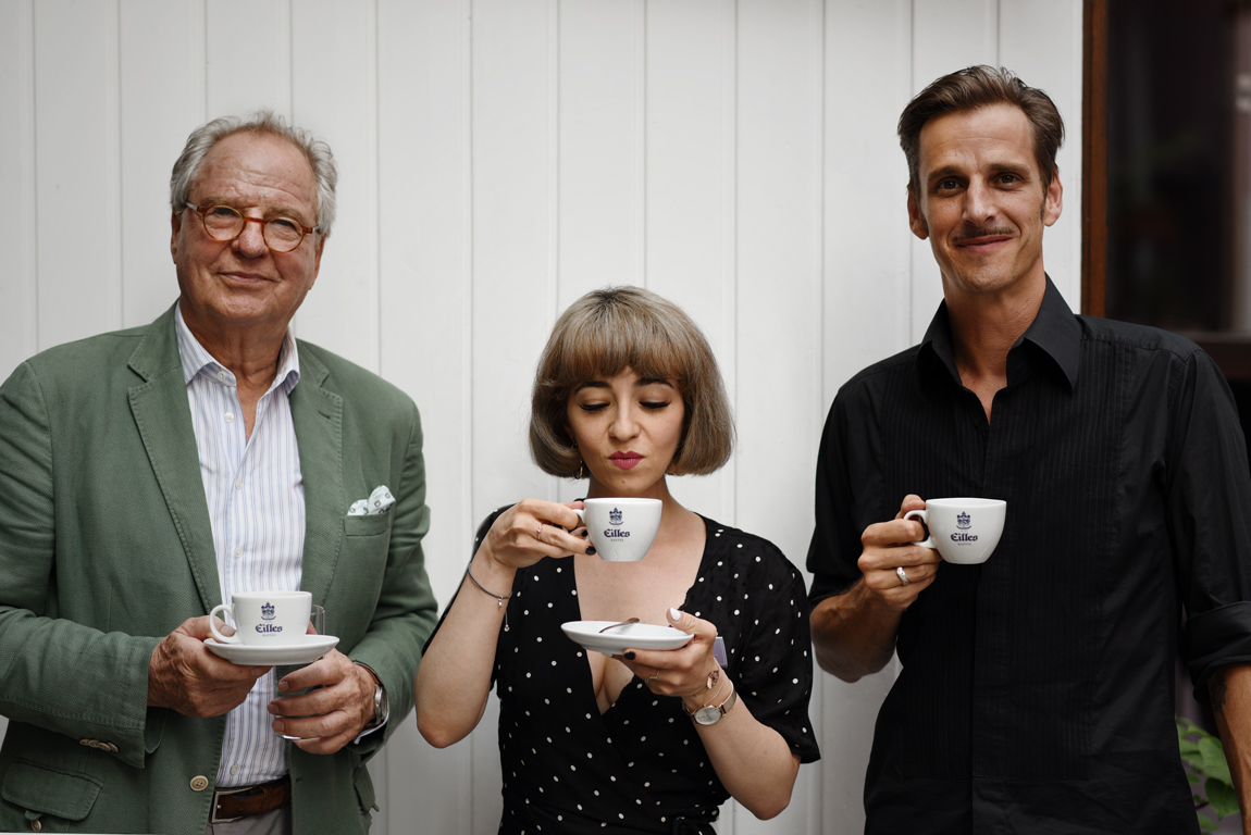 eilles, vonthun, schauspieler, tv, werbung, kaffee, coffee