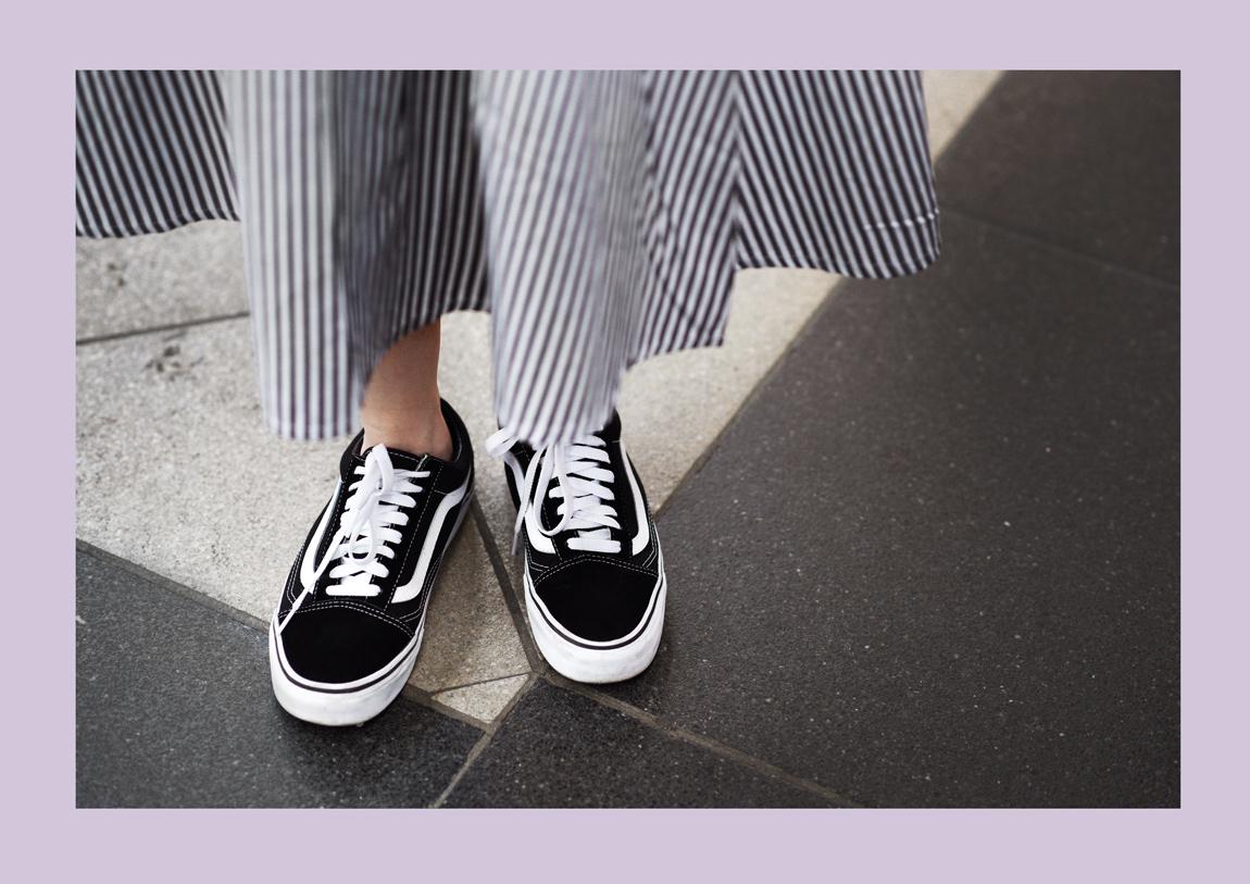 monki, outfit, fashionblogger, streifen, rock, streetstyle, modeblogger, berlin, muenchen, vans