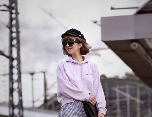 monki, outfit, fashionblogger, streifen, rock, streetstyle, modeblogger, berlin, muenchen