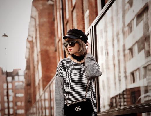 gucci, london, outfit, streetstyle, blogger, fashionblog, modeblog, modeblogger, streifen, asos, herbst, muenchen