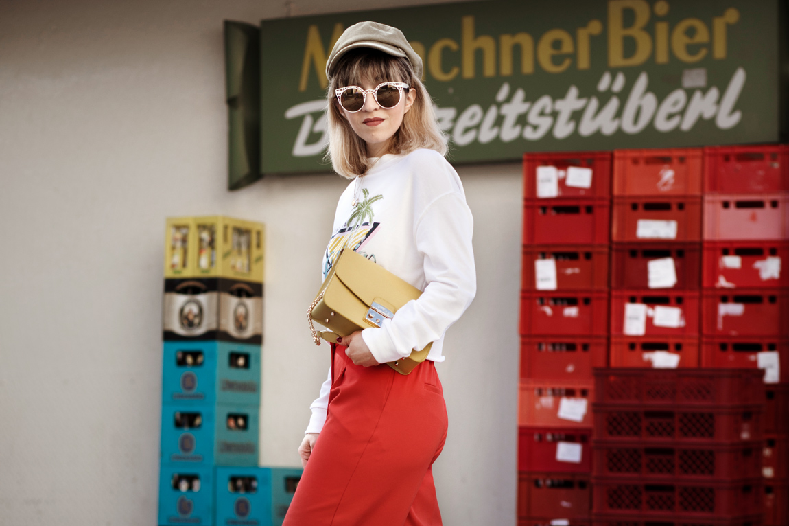 ugly, sneakers, trend, fashionblogger, modeblog, berlin, muenchen, ootd, streetstyle, spring, culotte, rot, styleblogger, look, inspiration, furla