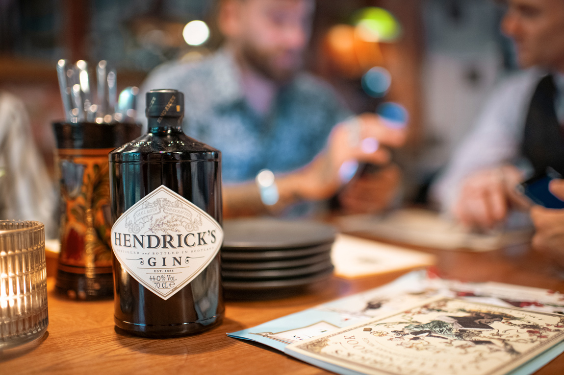escape, the, conventional, Hendricks, Gin, retro, Berlin, Event, Bar, kunst, lifestyleblog, alltag